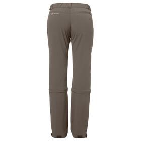 VAUDE Farley II Stretch - Pantalon long Femme - marron